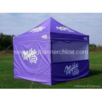 Quality Canvas tents Digital printed marquee Folding tent 08 wholesale