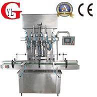 China Automatic 6 nozzles Ointment Filling Machine on sale