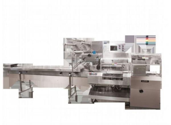 China Steam Stuffed Bun Packaing Machine