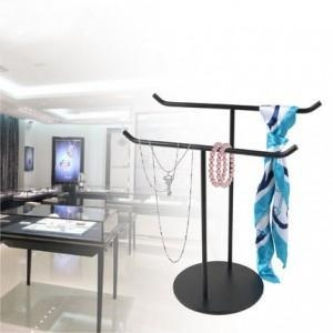 Cheap scarves display jewellery display necklace display for sale