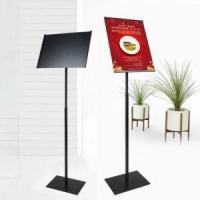 Quality pos display sign holder poster display wholesale