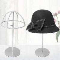 Buy cheap hat display cap display from wholesalers