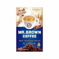 Quality Instant Coffee 3 in 1 Powder blue mountain flavor wholesale