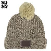 Buy cheap Warm thickened winter outdoor pom cuffed ski beanie hats from wholesalers