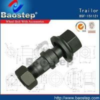 Quality Trailor Wheel Nuts and Bolts wholesale