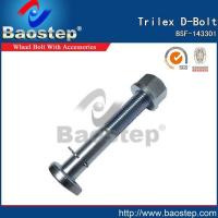 Quality Cold Forged Trilex D Wheel Nuts and Bolts wholesale