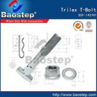 Quality Cold Forged Trilex T Wheel Nuts and Bolts wholesale