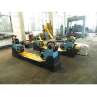 China Large Heavy Duty Roller Stand Automatic Wireless Hand Control Welding Pipe Stands , 40 T on sale