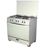Quality Five Burners Gas Stove with Gas Oven wholesale
