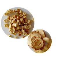Quality Freeze Dried Apple Rings/dices wholesale