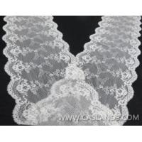 Quality High Quality stretch white lace fabric LCH65244 wholesale