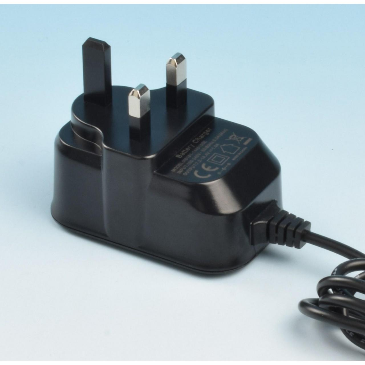 China 16.8W British battery charger on sale