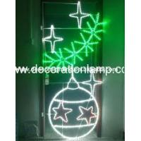 China outdoor wholesale led light up outdoor christmas street light decoration 2017 on sale