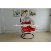 Quality outdoor rattan hanging chair--9711 wholesale