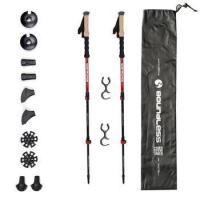 China carbon fiber trekking poles trekking stick on sale