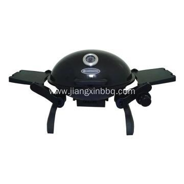 China Portable Gas Grill With Cast Iron Grid