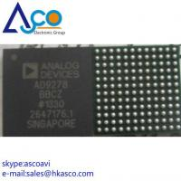 Quality Integrated Circuits AD9278BBCZ Data Acquisition wholesale