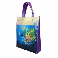 Quality Bags, Packs & Totes Custom laminated non-woven promotional bag-ADSD1035 wholesale
