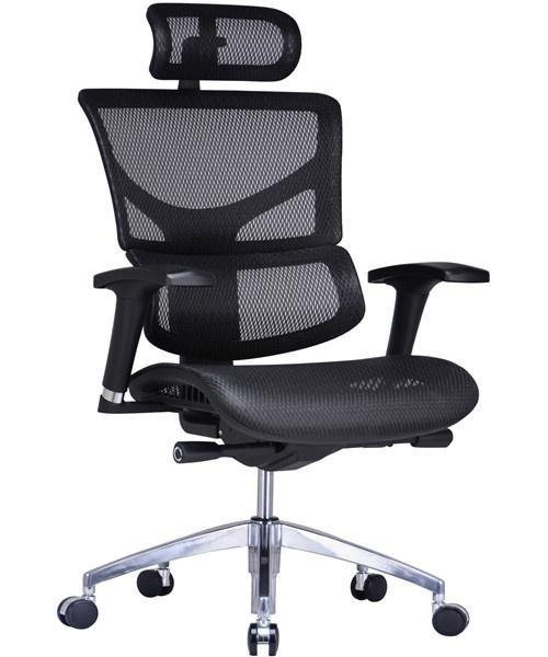China office chairs with wheels-DL-SASM