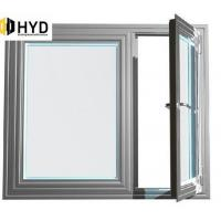 Quality AS2047 aluminium frame sliding glass window with mosquito net wholesale