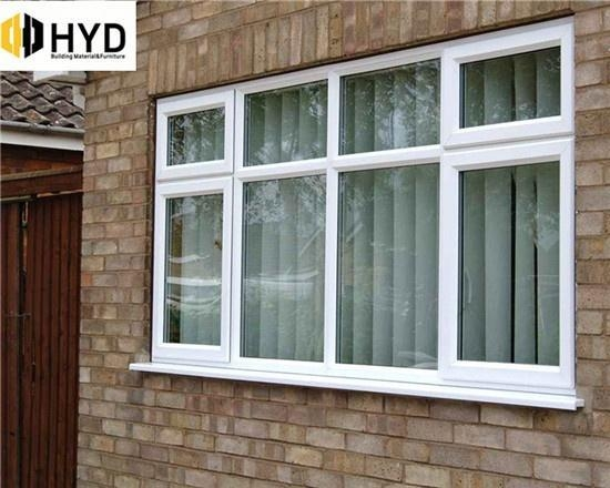 Cheap Single Hung Aluminum Window Manufacturer Double for sale