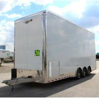 Quality Enclosed Trailers for Sale # 107276 wholesale