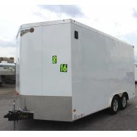 Buy cheap Enclosed Trailers for Sale # 107466 from wholesalers