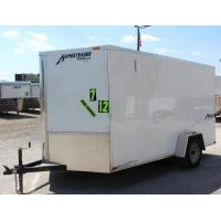 Quality Enclosed Trailers for Sale # 200436 wholesale