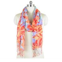 woven print scarf 213sw2000