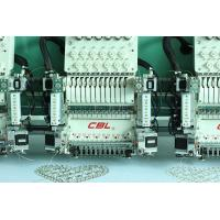 Quality Flatbed Type Model:CBL double cording embroidery machine wholesale