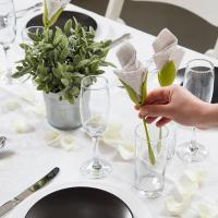 Buy cheap Bloom Napkin Holders - Set of 4 from wholesalers