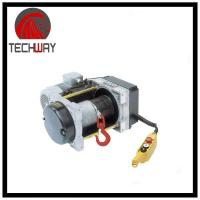 China Power Tools 10000LBS/12000LBS electric winch on sale