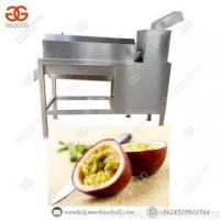 China Industrial Automatic Heavy Duty Juice Extractor Passion fruit juicer on sale