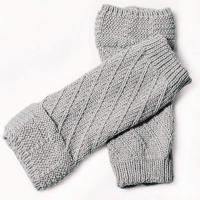 Buy cheap Cashmere Feel Half Finger Gloves from wholesalers