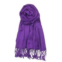 Cheap Ladies Silky Pashmina Scarf for sale