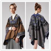 Buy cheap Poncho Open Front Poncho Cape from wholesalers