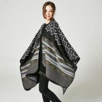Buy cheap Poncho Cape Shawl Wrap Poncho Women from wholesalers