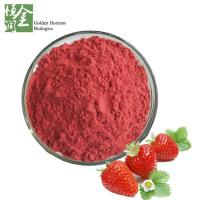 Buy cheap Pure Natural Food Additive Strawberry Juice Fruit Powder in Bulky from wholesalers