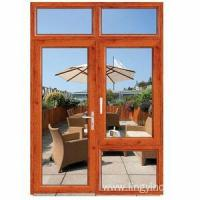 Buy cheap awning window with grill american window grill design from wholesalers