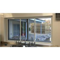 Buy cheap factory made colored aluminum windows for house from wholesalers
