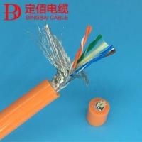 Quality Pink Lifting Equipment Pur Cable Bending Resistance wholesale