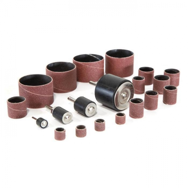 Cheap Power Tools WEN DS164 20-Piece Sanding Drum Kit for Drill Presses and Power Drills for sale