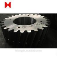 Quality steel helical gear rack and pinion wholesale