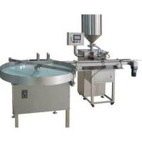Quality Full automatic bottle paste/cream/ointment filling machine wholesale