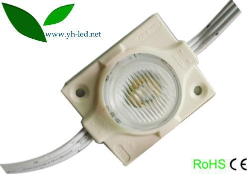 Cheap Injection plastic 3535 2.8W 1 LED module for sale