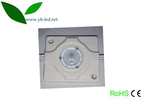 Cheap Injection plastic 2835 1 LED module for sale