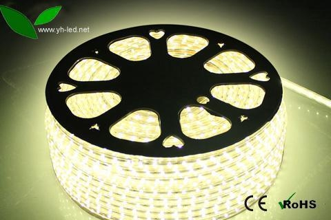 Cheap 5050 SMD 60WW LED/M 110V high voltage strip for sale