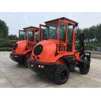 Buy cheap 3T Rough terrain AWD Articulated forklift CPCY30 from wholesalers