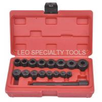China 17pcs Universal Clutch Alignment Tool Kit on sale