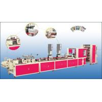 Buy cheap SCJ-600 Series of Three-layer Photo Pocket、Name Card、File Bag Sealing & Cutting Machine from wholesalers